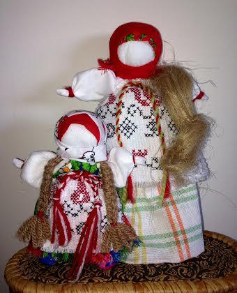 своими руками кукла берегиня дома